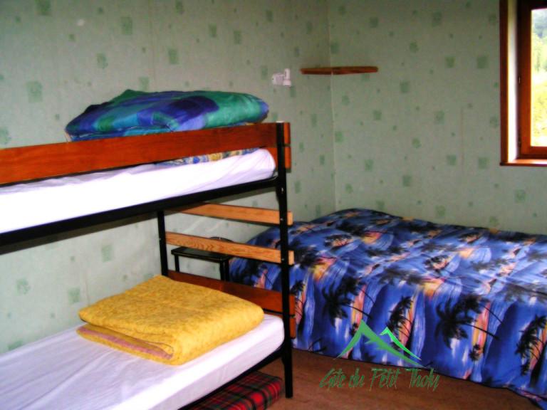 Chambre de gîte Petit Tholy